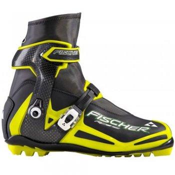 Ботинки лыжные NNN FISCHER RCS CARBONLITE SKATING