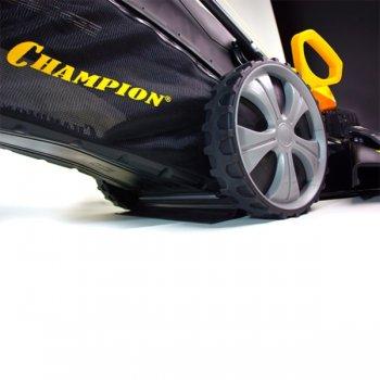 Газонокосилка CHAMPION LM5345 бензиновая  самоходная