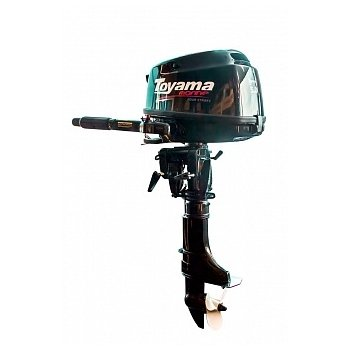 Лодочный мотор TOYAMA FM5 BMS