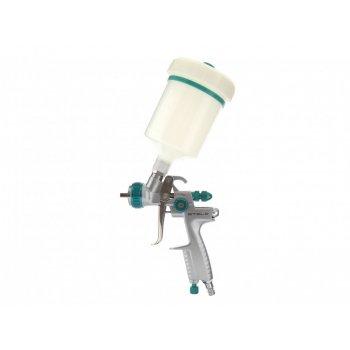 Краскораспылитель пневматический с верхним бачком STELS AG901LVMP сопло 1,1-1,3 мм
